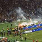 Coppa Italia: a Roma va in scena la vergogna del calcio italiano, sangue e feriti!