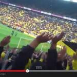 Video – L'emozionante saluto della curva del Borussia a Lewandowski: va al Bayern ma i tifosi lo esaltano!