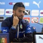 Calciomercato Napoli, agente Insigne: 'Resterà nel club partenopeo a una condizione…'