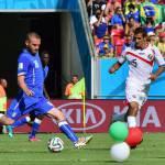 Mondiali 2014, Italia, Castellacci: 'De Rossi infortunato? Qualcosa c'è'