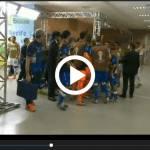 VIDEO – Italia-Costa Rica: dopo il primo tempo, sfiorata la rissa negli spogliatoi