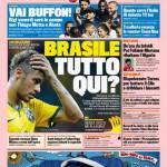 Gazzetta dello Sport – Brasile tutto qui?