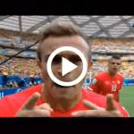 Video – Honduras-Svizzera: gol da urlo di Shaqiri!