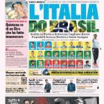 Gazzetta dello Sport – L'Italia do Brasil