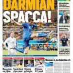 Tuttosport – Darmian spacca