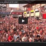 VIDEO- Impressionante: i tifosi americani cantano l'inno al Kansas Stadium. Da brividi!