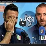 Video – Italia, Sirigu e De Rossi si danno battaglia ai videogame!