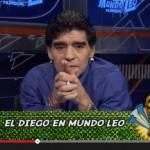 Video – Germania – Argentina, Maradona carica Messi: 'Alzerai la Coppa al Maracanà. I brasiliani non lo dimenticheranno mai'