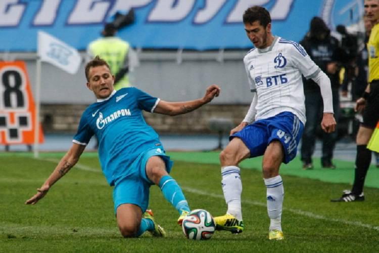 FC Zenit St. Petersburg v FC Dynamo Moscow - Russian Premier League