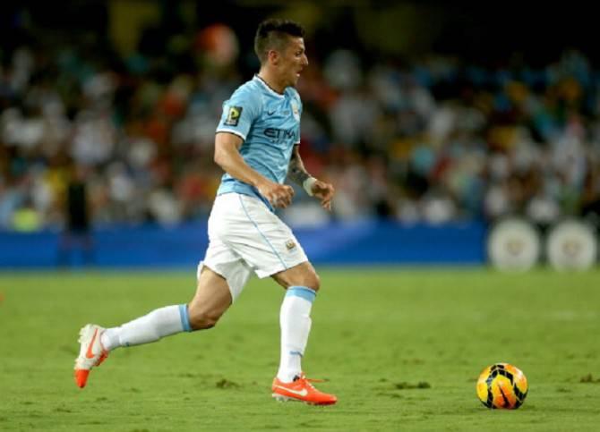 Al Ain v Manchester City