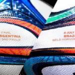 FOTO- Mondiali 2014, pronto I palloni personalizzati per le semifinali