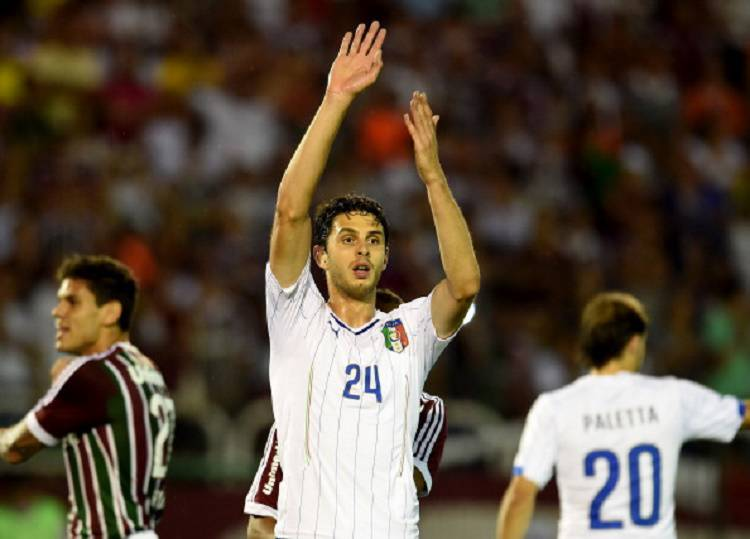 Italy v Fluminense FC - International Friendly