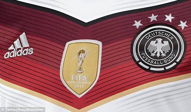 maglia Germania nuove