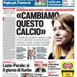 Corriere dello Sport – 'Cambiamo questo calcio'