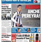Corriere dello Sport – Allegri arriva anche Pereyra