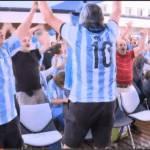 VIDEO- Che gol di Higuain, ma che beffa per I tifosi argentini!