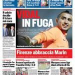 Rassegna Stampa: Corriere dello Sport – Vidal in fuga