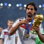 Calciomercato Napoli, Ancelotti blinda Khedira: 'Resta al Real'