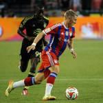 Bayern Monaco, Schweinsteiger svela l'amore per la Ivanovic: ecco cosa ha fatto per lei