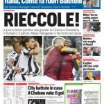 Rassegna Stampa: Corriere dello Sport – Rieccole