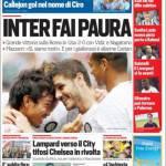 Rassegna Stampa: Corriere dello Sport – Inter fai paura