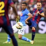 Calciomercato Napoli, Gargano giura amore: 'Sono rimasto per dare il massimo'