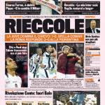 Rassegna Stampa: Gazzetta dello Sport – Rieccole