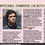 Foto – Stjarnan-Inter, voti e pagelle della Gazzetta dello Sport: Dodò il migliore, Osvaldo in ritardo