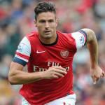 Calciomercato, Giroud infortunato: caccia al sostituto, tre nomi nella lista di Wenger
