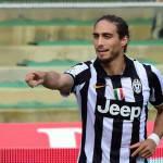 Juventus, infortunio Caceres: nessuna lesione muscolare