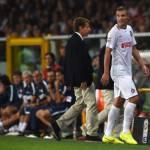 Inter, Vidic in sala stampa: 'Scudetto? Andiamo piano, l'obiettivo è la Champions'