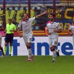 Cesena-Cagliari 0-1, voti e tabellino: Sau illumina i sardi