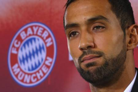 FC Bayern Muenchen Presents New Player Mehdi Benatia