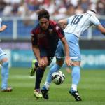 Genoa-Lazio 1-0, voti e tabellino: Pinilla gol stende i biancocelesti