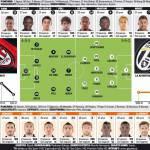Foto – Milan-Juventus, probabili formazioni: Inzaghi punta su El Shaarawy, Allegri conferma Caceres