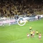 VIDEO – Immobile sbaglia un calcio di rigore. Borussia ko contro il Mainz