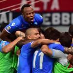 Cesena-Napoli 1-4, voti e tabellino: tutto facile per Benitez, Callejon torna al gol