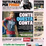 Gazzetta dello Sport – Conte questa conta