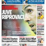 Corriere dello Sport – Juve riprovaci