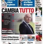 Corriere dello Sport – Cambia tutto