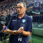 Empoli, Sarri lancia la sfida al Milan: 'Ha nomi importanti ma possiamo dire la nostra'