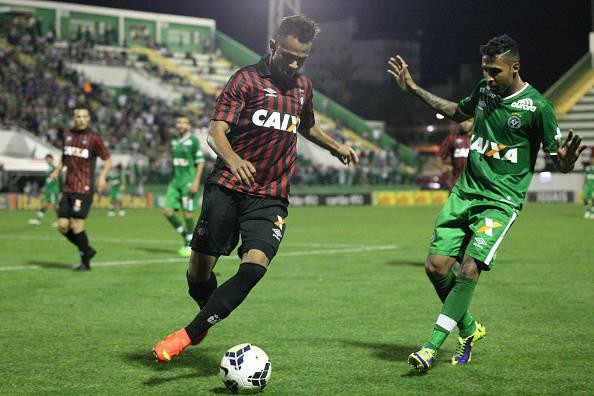 Chapecoense v Atletico PR - Brasileirao Series A 2014