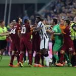 Roma-Juventus, le formazioni ufficiali: Pogba in panchina