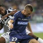 Juve, Evra carico per la Champions: 'Contro il Monaco come se fossimo sfavoriti'