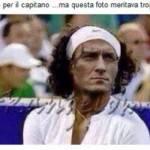 Foto – Roma-Bayern Monaco: Materazzi prende in giro Totti!