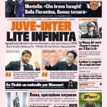 Gazzetta dello Sport – Juve-Inter lite infinita