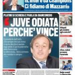 Tuttosport – 'Juve odiata perché vince'