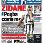 Tuttosport – Zidane 'Pogba come me'