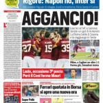 Corriere dello Sport – Aggancio!