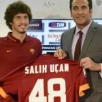 Calciomercato Roma, ag Ucan: 'Prestito? Non andrà da nessuna parte'